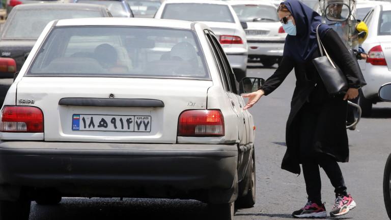 Иран съобщи нови 200 починали от коронавирус - това е