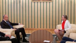 Румен Радев: България се стреми да разшири инвестиционното сътрудничество с Канада
