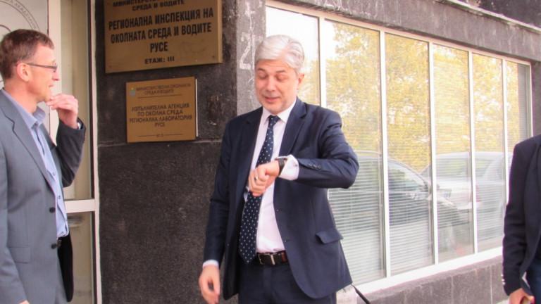 """АЕЦ """"Белене"""" не е екологичен проблем, увери Нено Димов"""