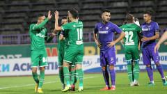 Разгром за шампионите, хеттрик на Кешеру и Лудогорец отново под номер едно в Първа лига