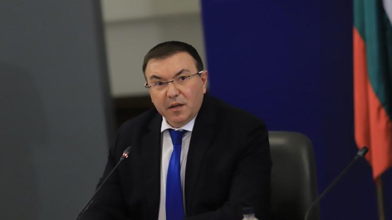 Костадин Ангелов: Осигурено е финансирането за здравната система
