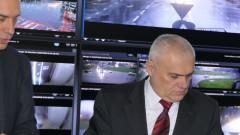 Валентин Радев мотивира МВР служителите, за да изисква по-добри резултати
