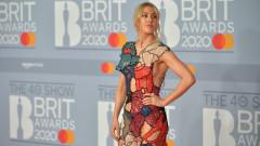 Талант и много сексапил на наградите BRIT