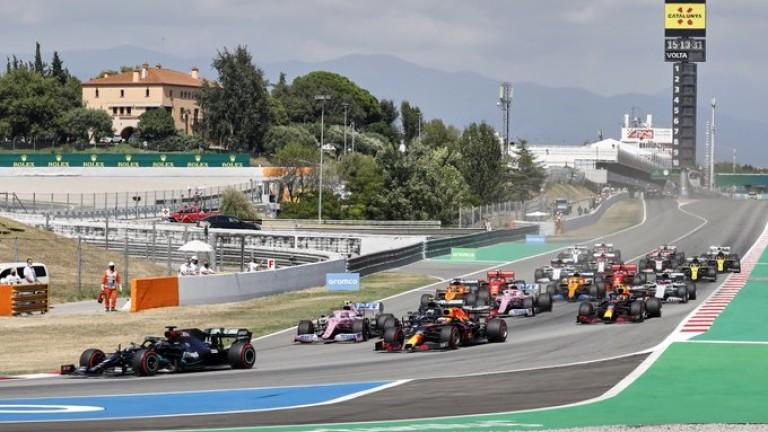 Положителни тестове след Гран при на Емилия-Романя във Формула 1