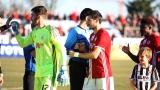 Манолев: Пълните стадиони мотивират и футболистите