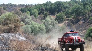 35 000 дка гори изгорели от началото на лятото
