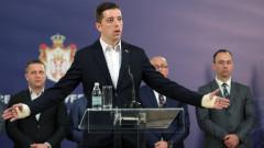 Джурич обвини Тачи в ново разпалване на кризи