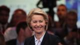 Военният министър на Германия спряган за председател на ЕК?
