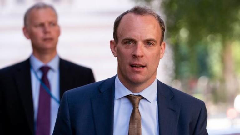 Рааб: Обединеното кралство ще напусне ЕС до края на октомври, със или без сделка
