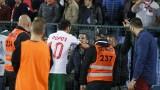 Ивелин Попов може да влезе в треньорския щаб на националния отбор за мачовете през ноември