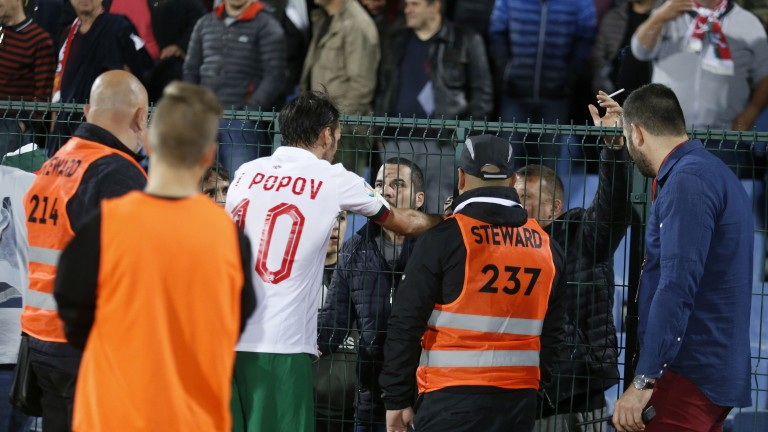 УЕФА все още не е взела решение за наказанието на България