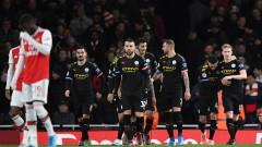 Дерби нямаше, Сити мина лесно през немощен Арсенал