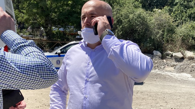 Началникът на ОДМВР Бургас Радослав Сотиров ще бъде освободен. Това