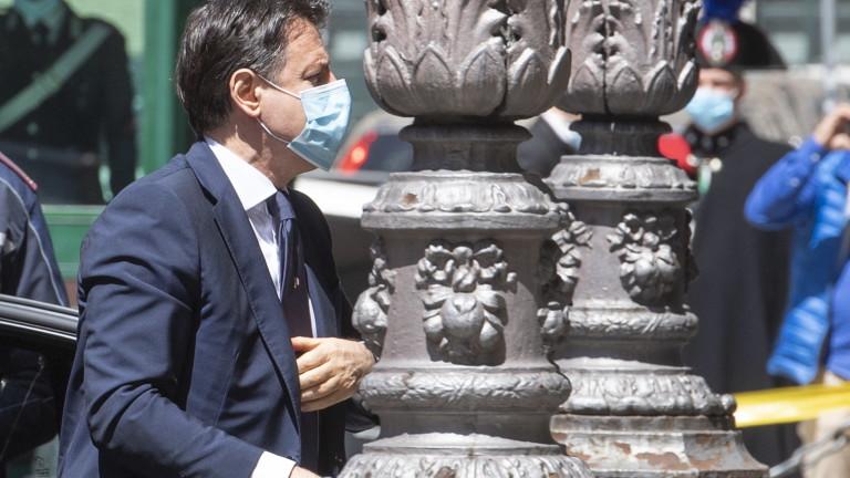 COVID-19: Изостря се напрежението между премиера на Италия и областните управители