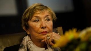 Юлия Кръстева отрича да е била агент на Държавна сигурност