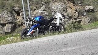 Още един моторист пострада при ПТП в Благоевградско