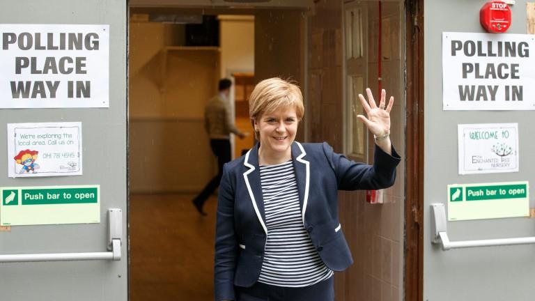 Вотът е поражение за консерваторите, обяви лидерът на шотландските националисти
