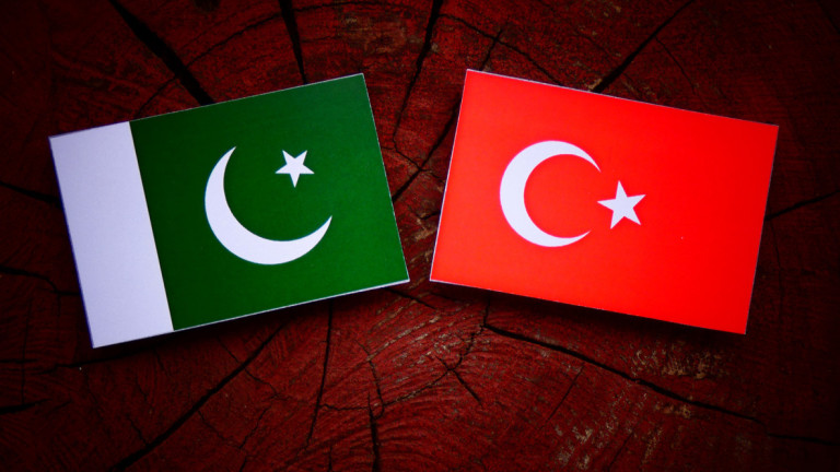 Пакистан пoкани Турция да се присъедини към многомилиардния проект Китайско-пакистански