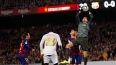 Тибо Куртоа: Никога няма да забравя победата с 2:0 срещу Барселона