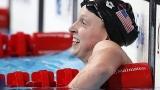 Кейти Ладецки постави световен рекорд на 400 м
