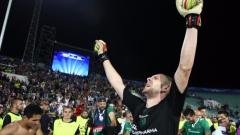 УЕФА отново се сети за вратарските подвизи на Козмин Моци