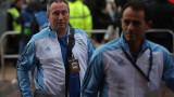 Саид Ибраимов все по-близо до завръщане в Левски