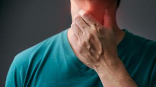 Как да се справим с възпаленото гърло