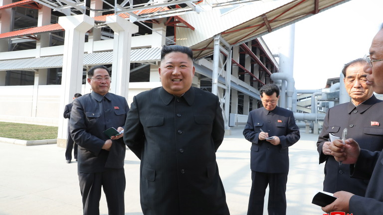 Ким Чен-ун е намалил обществените прояви заради коронавируса, вярват в Сеул