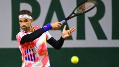 Григор Димитров след успеха срещу Грегоар Барер: Доста бавен корт, топките са тежки, проблеми с ракетите