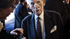 Почина шведският Рокфелер