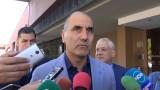 Цветанов: Краткият срок е попречил на президента да подпише указа за Маринов