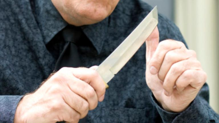 Мъж намушка смъртносно внука си в София