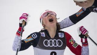 """Норвежката Йостерберг пак пребори конкуренцията в """"Тур дьо Ски"""""""