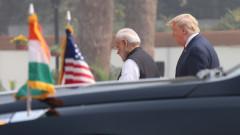 САЩ и Индия подписаха оръжейни сделки за над 3 милиарда долара