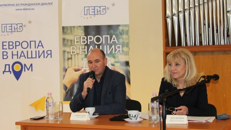 Част от пътищата в обхвата на ТОЛ системата ще бъдат без такса, успокоява Аврамова