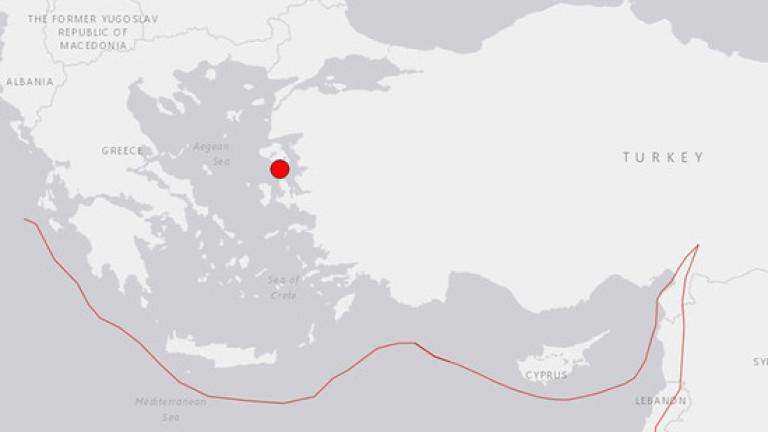 Земетресение 6,3 по Рихтер в Западна Турция, усетено е в България
