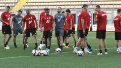 Трима леко ранени българи преди мача ЦСКА-Зоря в Киев