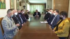 Борисов праща от Банкя Плана в ЕК