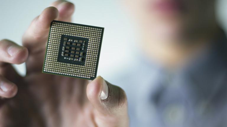 Южна Корея представи чип с изкуствен интелект, търсейки лидерство на пазара на полупроводници