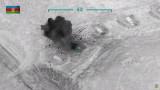 Сили на Азербайджан удариха главния град в Нагорни Карабах, много ранени