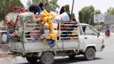 Афганистан на ръба на хуманитарна криза