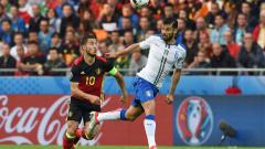 Скуадра адзура без ключов играч срещу Испания