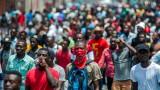 Хиляди на протест срещу президента Мойсе в Хаити