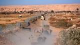 Сирийската армия обстрелва наблюдателен пункт на Турция