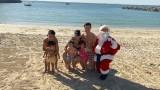 Кристиано Роналдо, Джорджина Родригес и Коледата им в Дубай