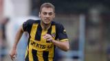 Ботев (Пд) - Локомотив (Пд) 0:0, разбиха носа на Балтанов