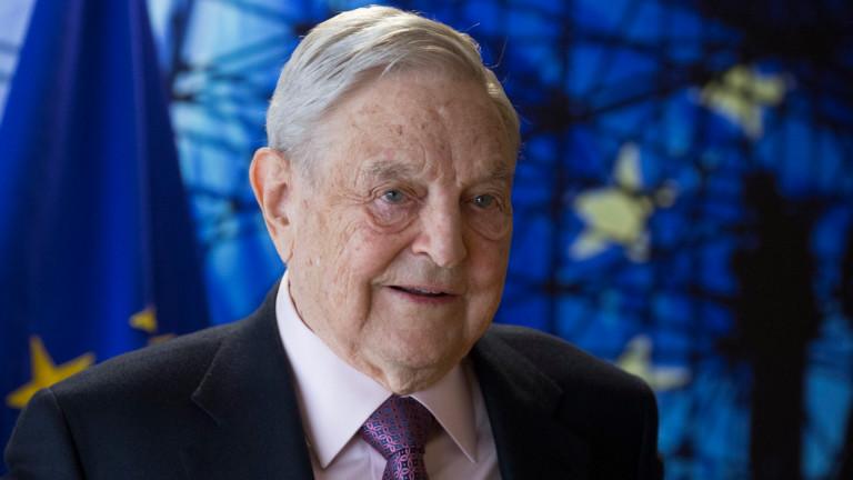 Сорос: Коронавирусът може да убие ЕС