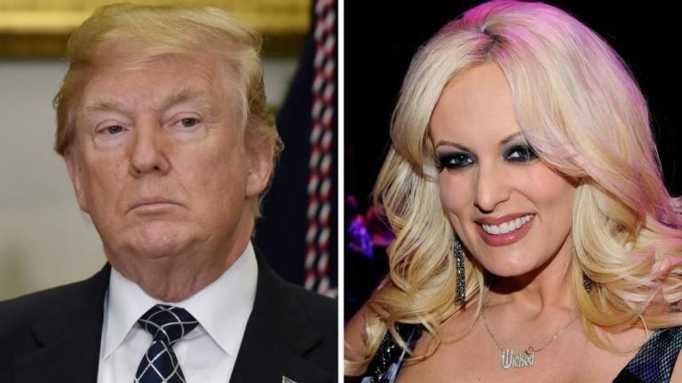 Тръмп се оправдава за порноактрисата, парите не били от кампанията