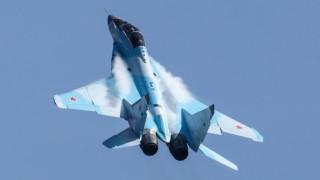ВВС на Русия получиха първите два най-нови изтребителя МиГ-35