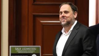 Испанската прокуратура призова за временно освобождаване на Жункерас от затвора